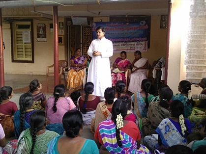 DAY STOP DRUG ABUSE CAMPAIGN IN VILLAGES